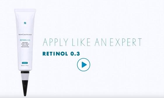 video retinol